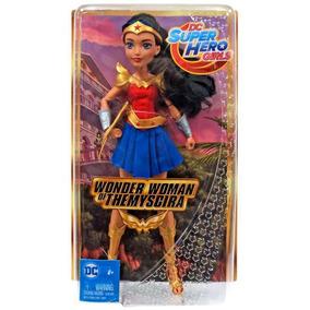 Wonder Women Of Themyscira Dc Super Hero Girls