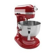 Batidora Kitchenaid - Profesional 600 Series De Pie - Red Em