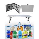 Promo Ultrawash 12 Productos Con Mesa Plegable De Regalo!