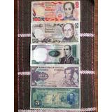 Lotes De Billetes Antiguos