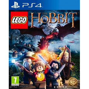 Lego The Hobbit Ps4 Digital Juga Con Tu Usuario