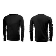 Remera/camiseta Térmica Primera Piel Para Hombre Manga Larga