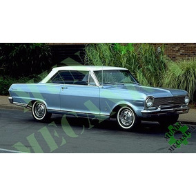 Manual Usuario Propietario Chevrolet Chevy Ii Nova 1965 Pdf