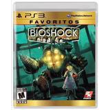 Bioshock Ps3, Nuevo Y Sellado