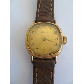 7cba4ddfa7d Anos 70 Mondaine 17 Rubis Antigo Relógio À Corda - Relógios De Pulso ...