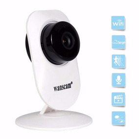 Câmera De Segurança Ip 720p Wascam Wi-fi A Pronto Entrega