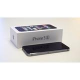 Iphone 5s 32gb Preto / Spacial Novo Lacrado Nunca Ativado