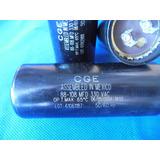 Capacitor - Capacitador Arranque 88 108 Mf 330 V