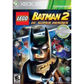 Lego Batman 2: Dc Super Heroes Platinum Hits - Xbox 360 Novo