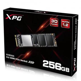 Ssd M2 Xpg Adata Sx6000 - 256gb
