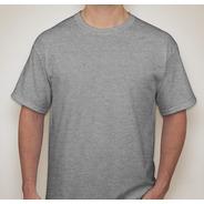 20 Camisetas Mescla Pv Malha Fria 67% Poliéster 33% Viscose