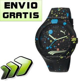 Reloj Puma Xl Original Dama Caballero Envio Gratis