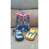 Transformers Optimus Prime Bumblebee
