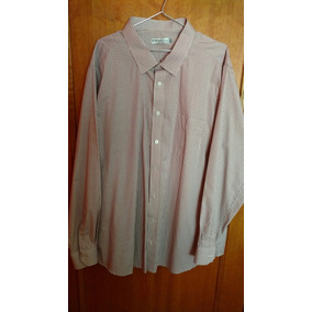 Camisa Masculina Plus Size Tam. 8 Puro Algodão. Fascynius