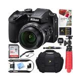 Camara Fotografica Nikon Coolpix B500 16mp 40x Optical Zoom