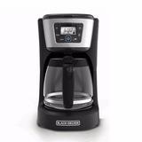 Cafetera Black And Decker 2031 Programable Digital 12 Tazas