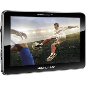 Gps Multilaser Tracker Iii Gp038, Tela De 7 2gb, Tv Digital