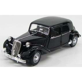 Auto Coleccionable Citroen 15 Cv 1/24 Burago Baby Movil