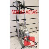 Frente Disco Completa Titan125 Fan125 2000 À 2013 Serjao !!!