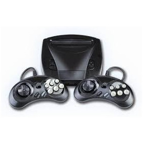 Consola Sega T/genesis 3 + 2 Joysticks + 1 Juego Local Gtia