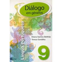 Livro Diálogo Em Gêneros Língua Portuguesa 9º Ano + Brinde