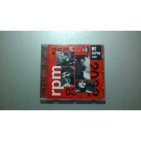 Cd Rpm Mtv Ao Vivo 2002