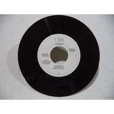 Hombre G Te Necesito 1989 Single 45 Promocional Mexicano