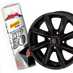 Tinta Película Líquida Mp30 Spray 500ml Envelopamento Cores.