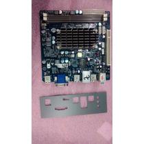 Placa Mae E Processador Sti Hdc-12/c-60 V:2.0 Com Espelho