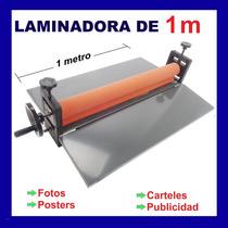 Laminadora Manual En Frío, 1 Metro (39.5plg)
