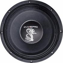 Alto Falante Woofer 12.8k 4000w Rms Snake Cobra Sub Grave