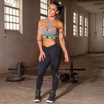 Legging Fitness Navalhada Black