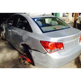 Chevrolet Cruze Chocado Partes Refacciones Autopartes Piezas