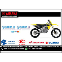Suzuki Rmz 450 2017,oferta Marellisports Entrega Inmediata