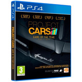 Project Cars Complete Edition Ps4 Sellado
