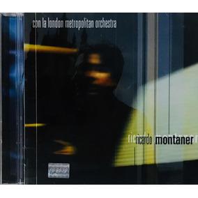 Ricardo Montaner, Con La London Metropolitan Orchesta Cd