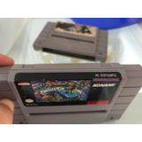 Tortugas En El Tiempo - Super Nintendo- Envio Gratis