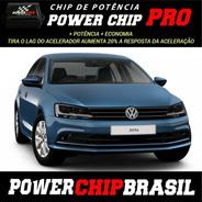 Chip Potência Jetta Comfortline 2.0 120cv +18cv +14% Pro
