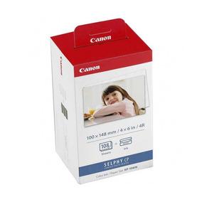 Kit De Impressão Canon Kp-108in Com 108 Poses Melhor Preço