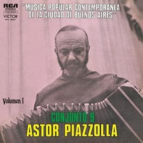 Astor Piazzolla Música Popular Contemporanea 1 Cd Nuevo