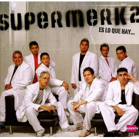 cd de supermerk2 estamos de vuelta