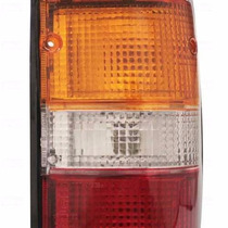 Lanterna Tras L200 Quadrad Esq Aro Preto 93 94 95 96 97 A 07