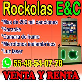 Rockolas Tlalnepantla