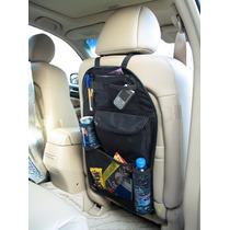 Organizador Porta Treco Banco Carro Taxi Uber Viagem