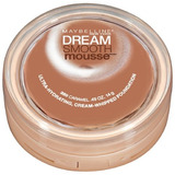 Maybelline New York Dream Fundación De Mousse Suave, Carmel