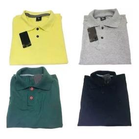 56cdc0352bd58 Kit 9 Camisa Polo Masculina  Frete Grátis Todo Brasil