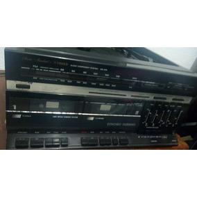 Componente Fisher Tocadisco Cassetera Radio