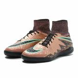Chuteira Nike Cano Alto Hypervenomx Liquidação