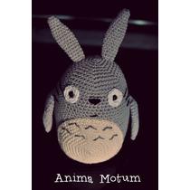 Mi Vecino Totoro Amigurumi Crochet - Anima Motum