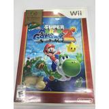 Caja Super Mario Galaxy 2 Wii(ojo)